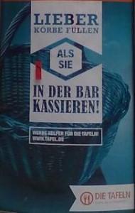 Werbeplakat